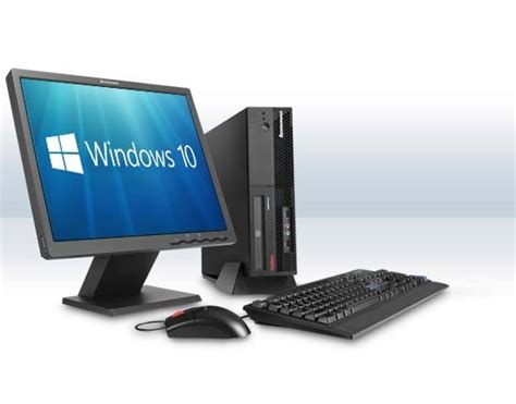 cheap desk top computer complete set of cheap windows 10 dual desktop pc