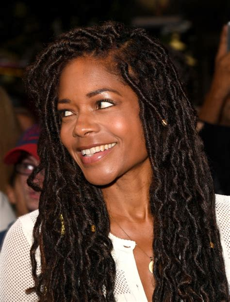 Naomie Harris is the Picture of Minimalist Chic in London