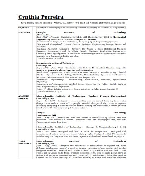 Sample Design Resume   9  Examples in Word, PDF