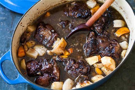 oxtail stew recipe simplyrecipes com