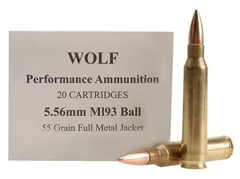 5 56 nato ballistics chart