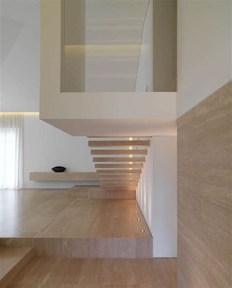 Minimalist Stairs Design Stairs Minimalist Interior In Tuscany Italy By Victor Vasilev