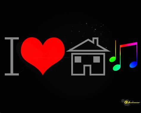 house musics i love house music ver 2 by cybazaar on deviantart