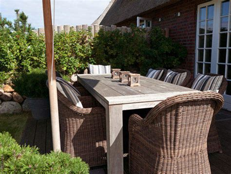quot terrasse quot landhaus s 246 lring lek list sylt - Terrasse Landhaus