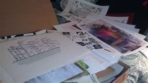 keeping client projects organized a how a client organized artwork and unfinished projects san diego professional organizer