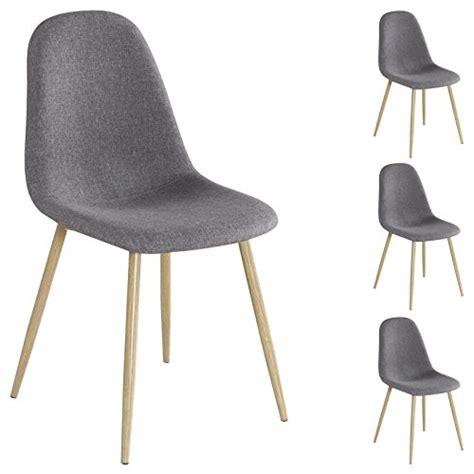 essstuhl grau 4er set esszimmerstuhl kchenstuhl stuhlgruppe essstuhl