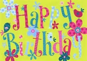 happy birthday female happy birthday birds and flowers