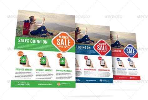 product promotion flyer template product promotion flyer design template v2 by janysultana