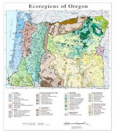 ecoregions of oregon
