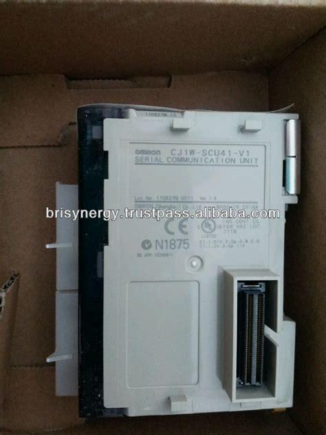 Omron Cj1w Md231 omron cj1w scu41 v1 serial communication unit cj series serial communications units sj1w scu
