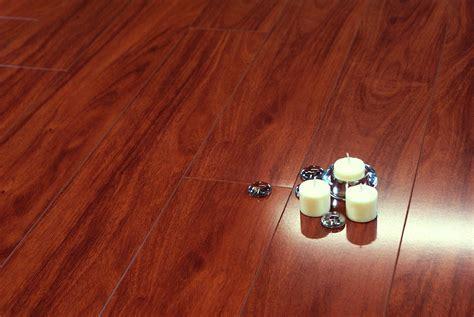 Parkay Gloss Mahogany   12.3mm   Masters Building Products