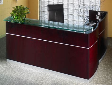 Office Reception Desks Napoli Reception Office Furniture Warehouse