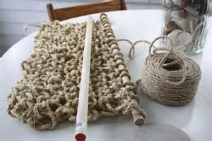 Diy Knit Rug Diy Knit Natural Sisal Rug Merrypad
