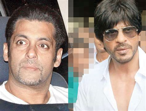 Srk Hair Transplant | salman or srk who looks better with beard 3189005