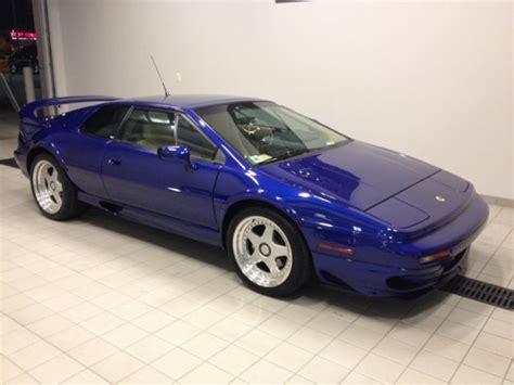manual repair autos 1997 lotus esprit parking system sccfe33c1vhf65130 1997 lotus esprit v8