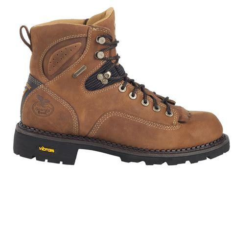 georgia comfort core men s georgia boots 174 6 quot comfort core 174 gore tex 174 waterproof