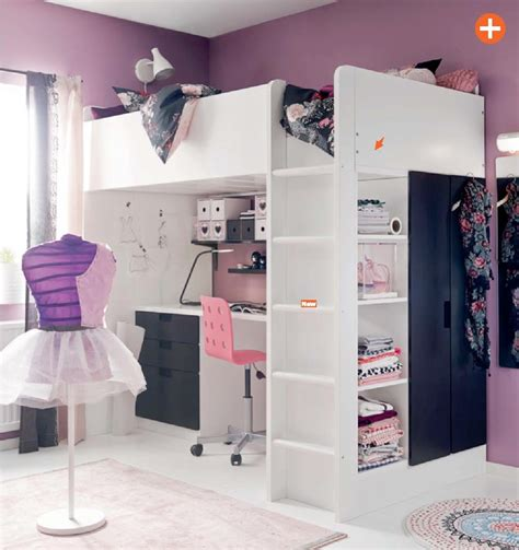 ikea girls bedroom purple girls room ikea interior design ideas
