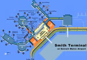 detroit airport map us airways this stop willoughby ode to the family vacation then