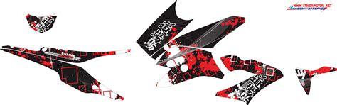 Striping Stiker Cb By Nce Stiker modifikasi stiker motor cb150r terlengkap kumpulan