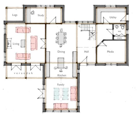 family home floor plans designing the family home homebuilding renovating