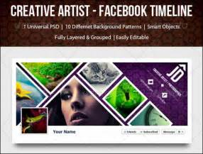 40 psd facebook timeline covers you ll love designbump