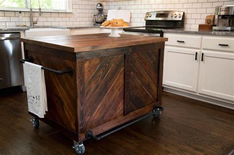 kitchen island with casters country kitchen island design ideas