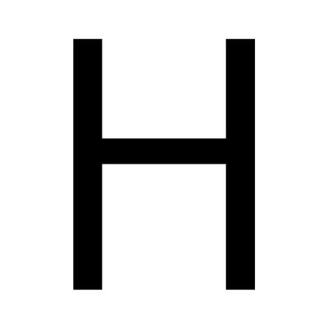 h h file h jolle black svg