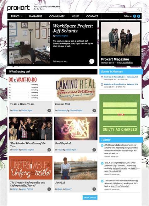 f pattern website design 10 rock solid website layout exles design pinterest