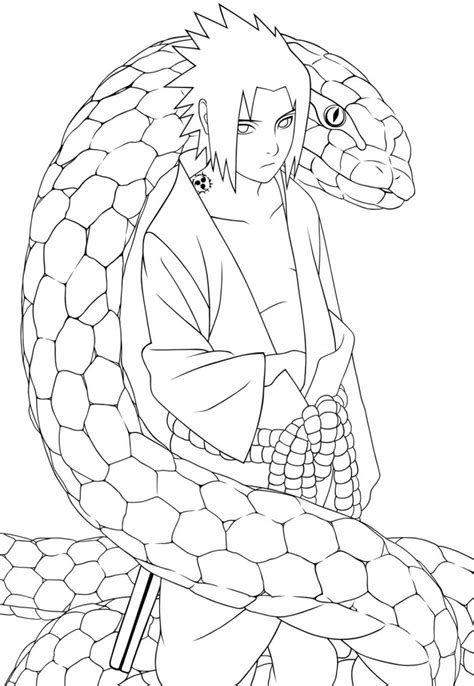 naruto coloring pages online az coloring pages