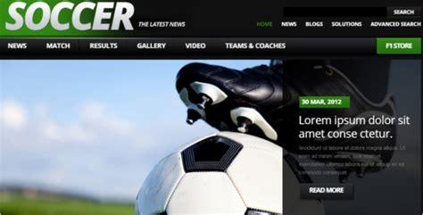 drupal soccer theme 11 best sports drupal themes free premium templates