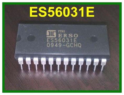 electronic components es56031e echo sound effect