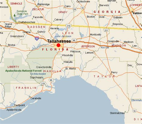 tallahassee florida on map tallahassee weather related to real estate listings of
