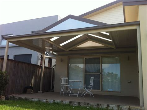 flat roof awning solarguard awnings sheds in greystanes sydney nsw outdoor home improvement