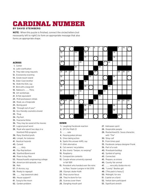 printable puzzles to do when bored precocious puzzles stanford magazine medium