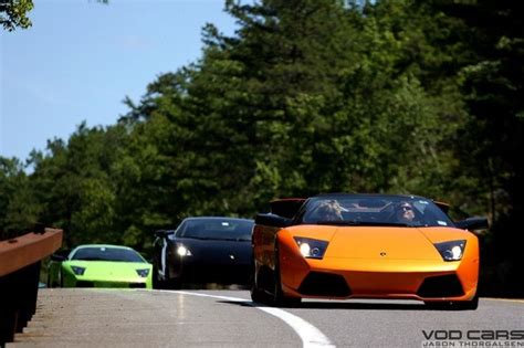 Lamborghini Owners Lamborghini Owners Club Meeting 36 Pics