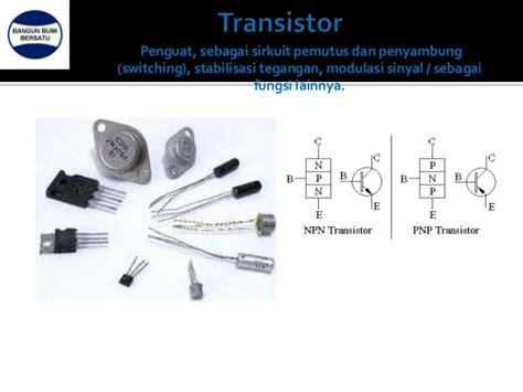 karakteristik transistor efek medan fungsi transistor efek medan 28 images transistor 50000 artikel fungsi transistor sebagai