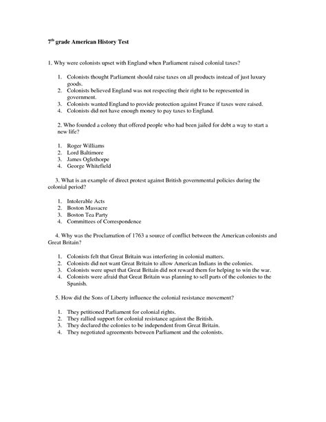 7th Grade History Worksheets by 28 History Worksheets For Grade 7 Pin Timeline 7th
