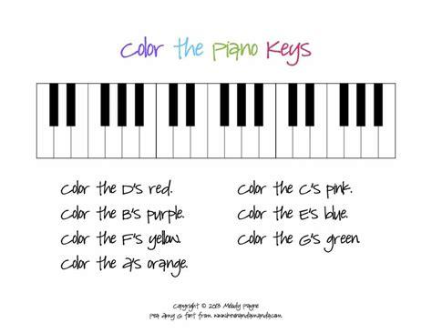 printable keyboard piano keys notes printable frechel info