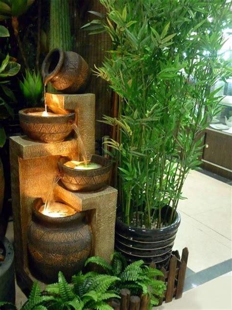 relaxing indoor fountain ideas indoor water features