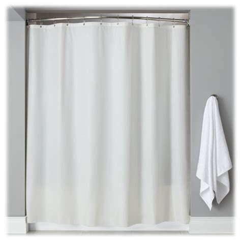 plastic shower curtain lodgmate vinyl shower curtains
