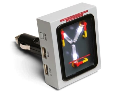 flux capacitor charger now your car can a flux capacitor abc2news