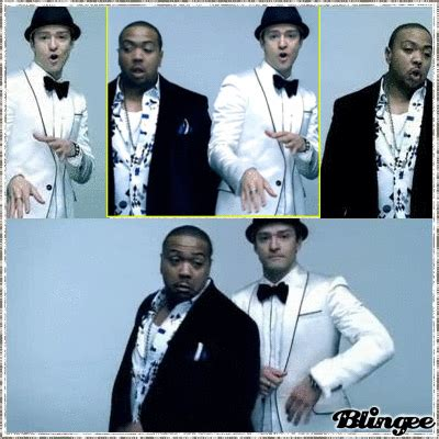 Jt And Timbaland To Help by Timbaland Ft Justin Timberlake Carry Out Picture