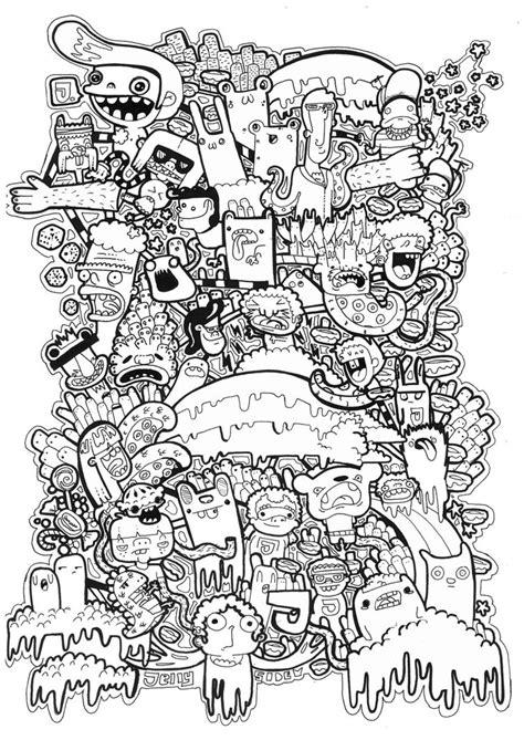 Doodle Kingdom Doodle Land Vol 2 doodles t shirt graphic vol 2 by jellyside on deviantart