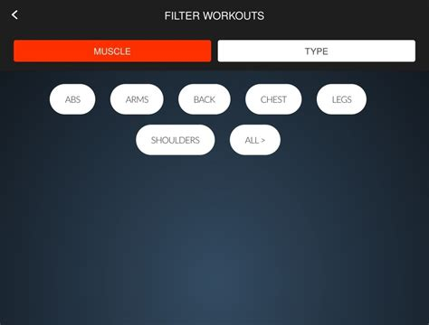 filter apps madbarz app update overview of all new features