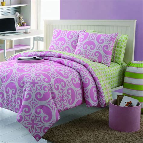 green and purple comforter kendall bedding in purple green for the home pinterest