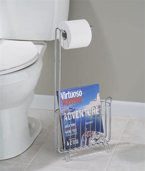 magazine holder for bathroom 23 best bathroom magazine rack ideas to save space in 2017