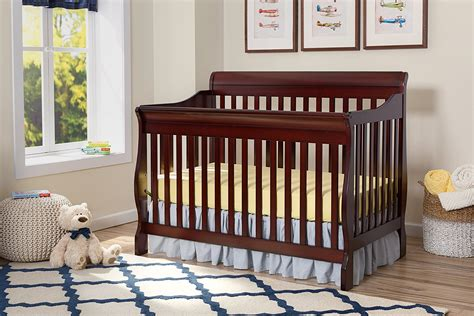 Crib To Bed Age Delta Children Canton 4 In 1 Crib Review Baby Heed