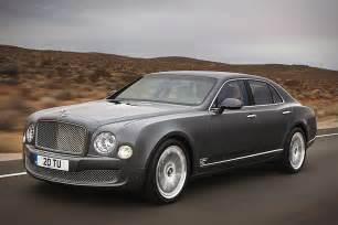 The Bentley Bentley Mulsanne Mulliner Driving Specification Uncrate