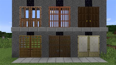 big doors cosmetic minecraft mods curse