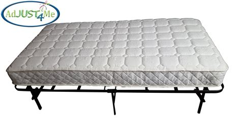 Bed Frame And Mattress Combo Twin Size Bed Frame And Mattress Combo By Adjust4me Ebay
